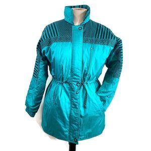 VINTAGE Dani Colby Ski Puffer Jacket from the 80's